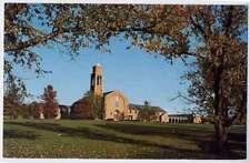 BRISTOL TN First Presbyterian Church vintage postcard