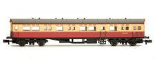 Dapol NC - 026 N Gauge British Railways Auto Coach W194w BR Maroon & Cream