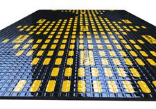 1,05 m² Alubutyl Dämmmatte selbstklebend Anti Dröhn Matte Fahrzeug Dämmung 2mm
