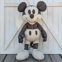 Mickey Mouse Memories Plush 2018 Disney Store November Limited Release 2010s