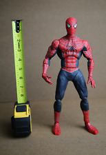 """Spiderman 12"""" Articulated Action Figure 2004 Marvel  Movie"""
