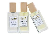 Jasmin, Plumeria, or Gardenia Colognes from Hawaii