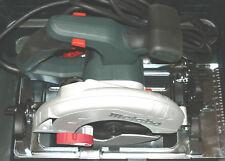 Metabo Handkreissäge KS 55 + 2. Sägeblatt + Koffer Kreissäge 1200 Watt neu ovp