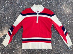 Descente vintage ski sweater made in japan