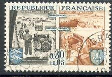 STAMP / TIMBRE FRANCE OBLITERE N° 1409 DEBARQUEMENT DE NORMANDIE
