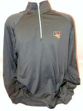 Oxford Golf NCAA Northern Iowa Panthers Men's Coachford Pullover Charcoal, Small