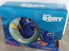 Disney Finding Dory Kids/Childrens 3 Piece Ceramic Breakfast/Dinner Set  BNIP