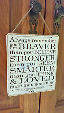 Winnie The Pooh Quote Plaque ,Sign. Hand Made Solid Wood. Shabby chic gift. #P10