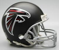 Atlanta Falcons - Riddell VSR4 Mini Helmet (NEW 2020 Design) New in Box