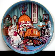 P. Buckley Moss 'The Night Before Christmas' Ltd. Edition Plate