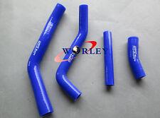 Silicone Radiator Hose YAMAHA YZ450F YZF450 2010-2015 2016 10 11 12 13 14 BLUE