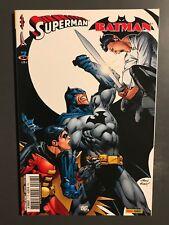 SUPERMAN ET BATMAN (Panini) - T7 : février 2008