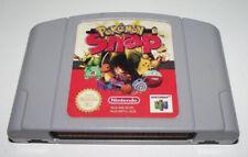 Pokemon Snap Nintendo 64 N64 PAL