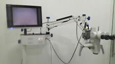 New Led Ophthalmic Surgical Operating Portable Wall Mount Microscope