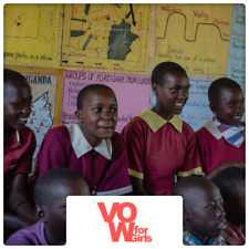 $47 Charitable Donation For: school enrollment fees for a girl for a year.