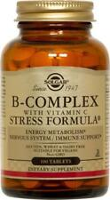 Solgar Solgar B-Complex with Vitamin C Stress Formula Tablets 100 ct