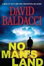 C New Audio Book NO MAN'S LAND John Puller by David Baldacci Unabridged 10 CDs