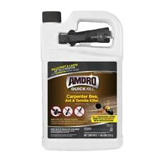AMDRO Quick Kill 1-Gallon Carpenter Bee Ant and Termite Killer w/ Trigger Spray