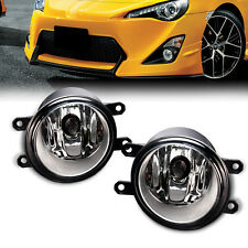 2 pcs  Fog Light Lamp Left Right RH LH Side Fit For Toyota Camry Yaris Lexus
