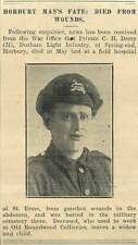 1919 Private Ch Derry Spring End Horbury