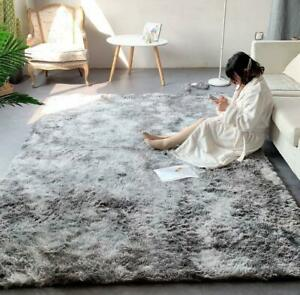 North Europe Living room Fur Long Hairy Soft Carpet  Bedroom Carpet Mat