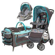 3 Winnie Pooh Set Play Yard Stroller Car Seat Travel System INTERNATIONAL SHIP