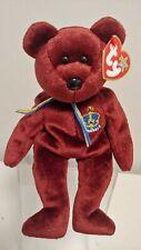 Buckingham the Bear - UK Exclusive TY Beanie Baby - Stuffed Toy - RARE NEW MWMT