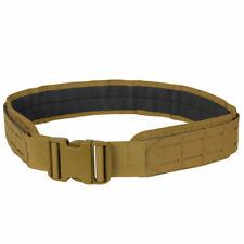 Condor Tactical LCS Waffengürtel Military Hunting MOLLE Coyote Brown
