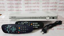 decoder sky hd LEGGE TUTTE LE SCHEDE IN HD amstrad drx700i telecamando e cavetto