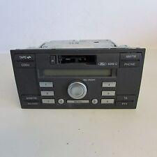 Autoradio a cassette 4M5T18K876AD Ford Focus Mk2 2004-2011 (8573 18-1-C-7)