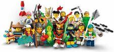LEGO 71027 Minifiguras serie 20 Colección Completa 16 Figuras