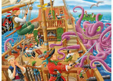 Ravensburger Pirate Boat Adventure 100 XXL Piece Jigsaw Puzzle