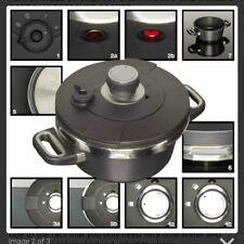 AMT Gastroguss Pressure Cooker Pan Pot Induction Soup Casseroles Cooking4.5L New