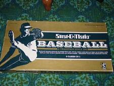 Strat-O-Matic - Major League BASEBALL game (SEALED 2004 PLAYER CARD SET)