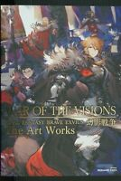 JAPAN War of the Visions: Final Fantasy Brave Exvius The Art Works (Art Book)