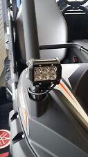 YAMAHA WOLVERINE 2&4 SEAT LED SPOT LIGHT BAR MOUNTING BRACKET PAIR UTV OFF ROAD
