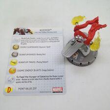 Heroclix Galactic Guardians set Keeper #048 Chase figure w/card!
