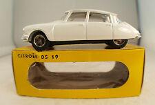 Metosul n° 2 Citroën DS19 jamais joué en boîte MIB