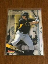 2015 Bowman's Best Baseball Top Prospects - Austin Meadows - Pittsburgh Pirates