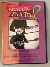 Learn To Play The Beatles To A Tee Vol. 2 - Instructional Guitar DVD