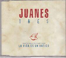 Juanes-Tres Promo cd single
