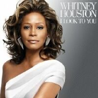 "WHITNEY HOUSTON ""I LOOK TO YOU"" CD NEU"