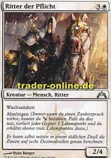 2x Ritter der Pflicht (Knight of Obligation) Gatecrash Magic