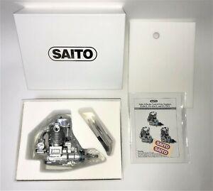 SAITO FA 56 CL Ringed Control Line 4-Stroke Engine with Muffler .56 cu.in. NIB