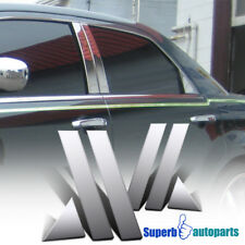 2005-2010 Chrysler 300 300C/ Magnum Door Pillar Post Trims