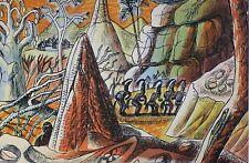 Edward Bawden RA (1903-1989) Original Lithograph 1949 (lk Eric Ravilious).....