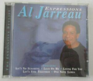 AL JARREAU ~ Expressions ~ CD ALBUM