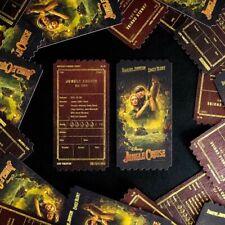 Jungle Cruise korea Megabox Original Limited movie ticket