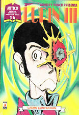 LUPIN III n° 16 - Mitico - edizioni Star Comics