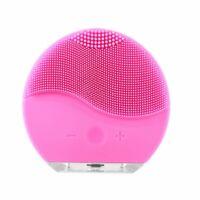 Limpiador Facial Ultrasónico Cepillo De Vibración Piel Removedor Espinilla Poros